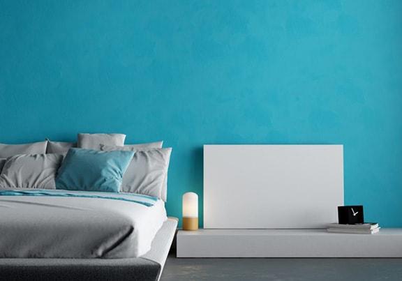 5 ألوان حوائط غرف نوم حديثة لخلق روح و إطلالة جميلة - ديكورموز