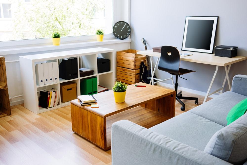 أفكار ذهبية لديكورات شقق و منازل صغيرة المساحة