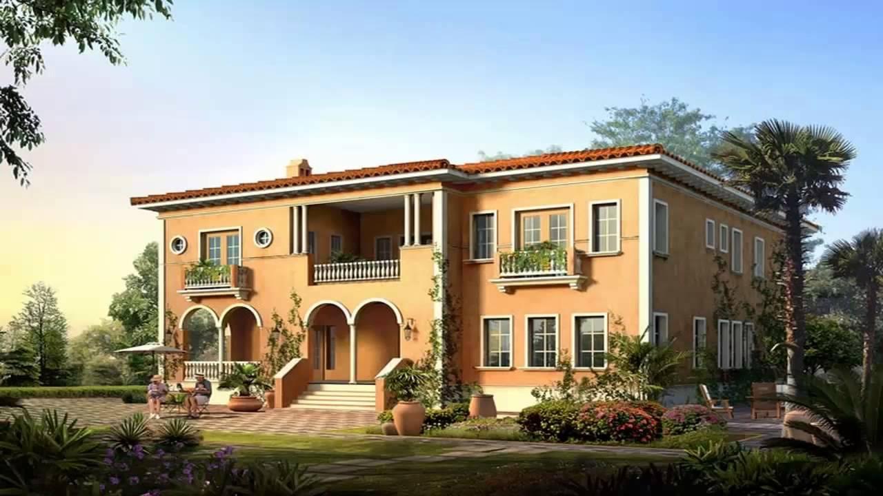 تصاميم واجهات منازل من الخارج