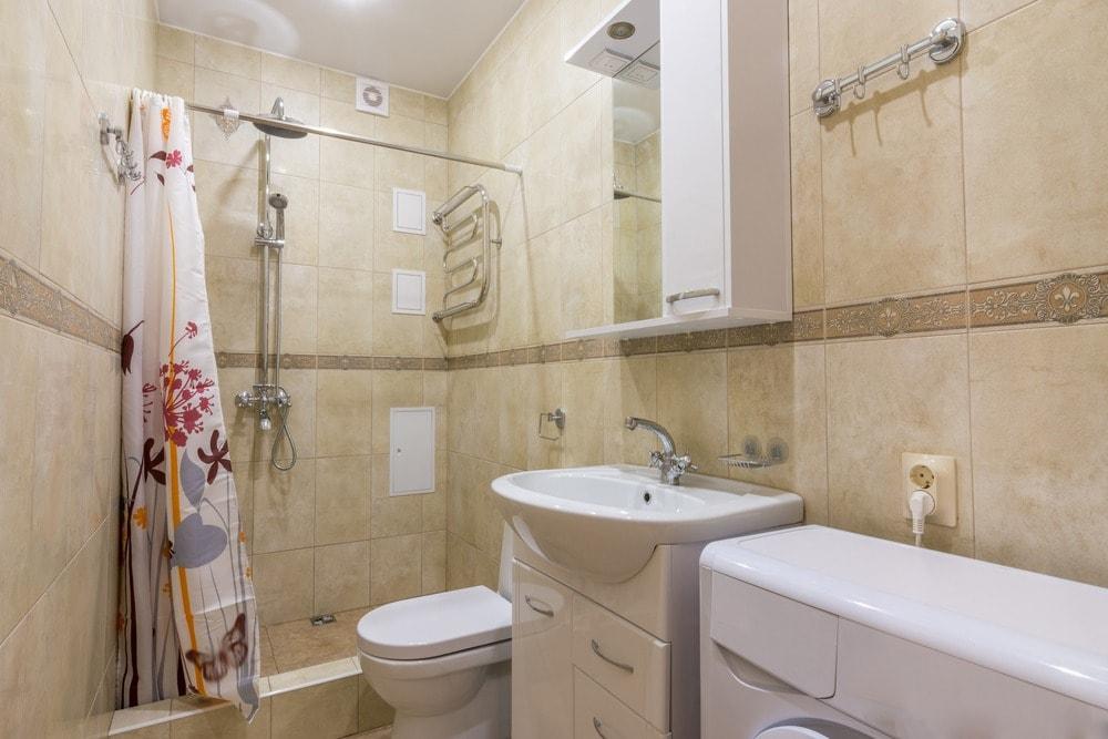 صور لديكورات الحمامات الصغيرة