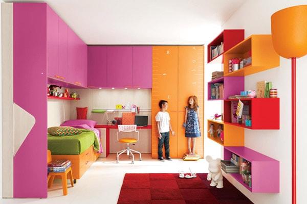 كيفية تزيين غرف الأطفال بأشياء بسيطة