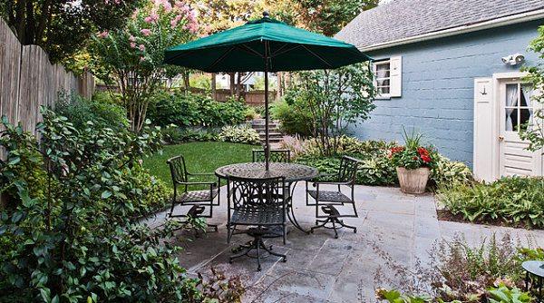 اشكال مظلات حدائق منزلية (1)