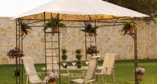 اشكال مظلات حدائق منزلية (9)