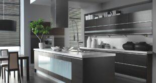 تصاميم مطابخ المنيوم حديثة (6)