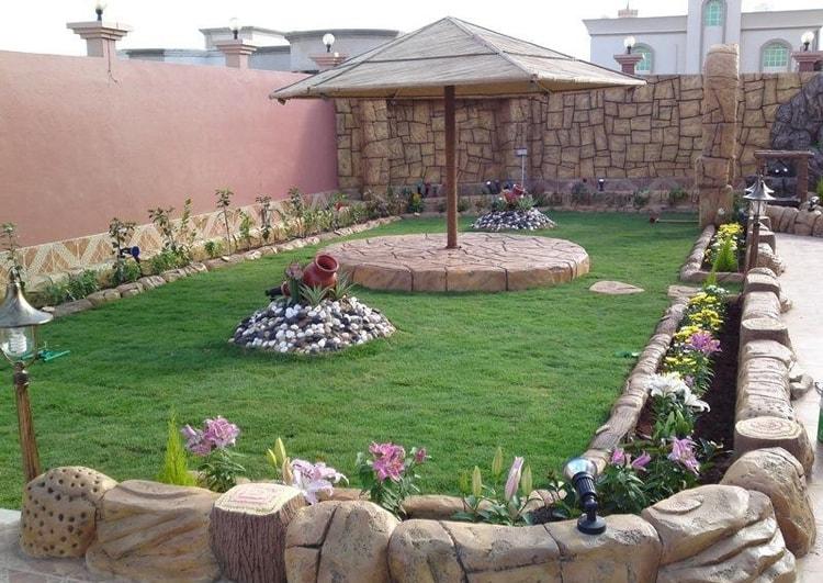 حديقة منزلية صغيرة جدا (2)