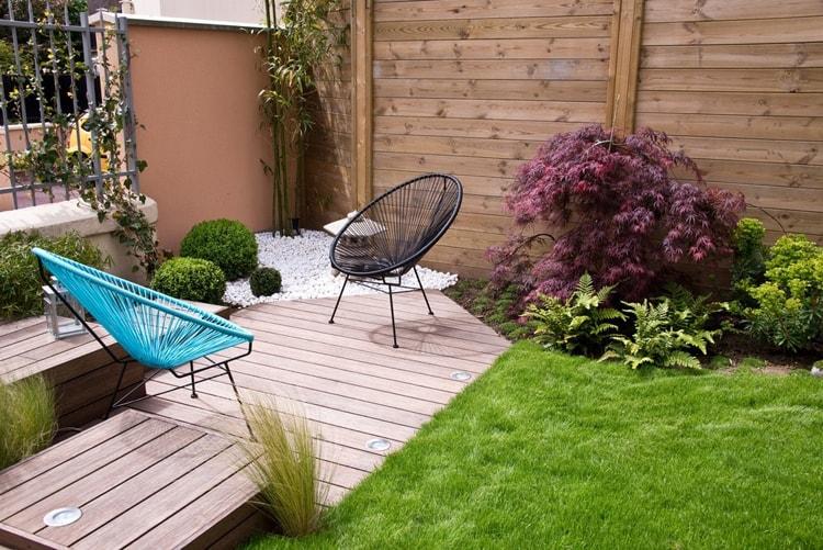 كيفية عمل حديقة منزلية صغيرة بديكورات جميلة وبسيطة ديكورموز