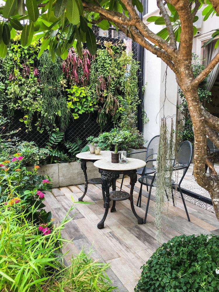ديكورات حدائق منزلية (1)