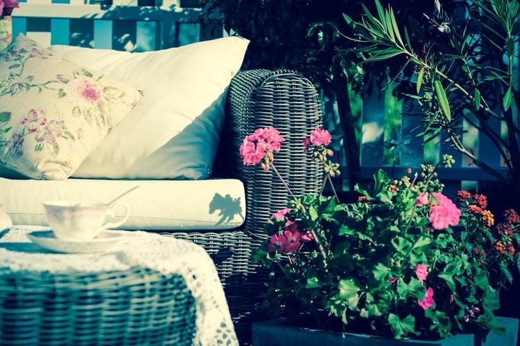 ديكورات حدائق منزلية (3)