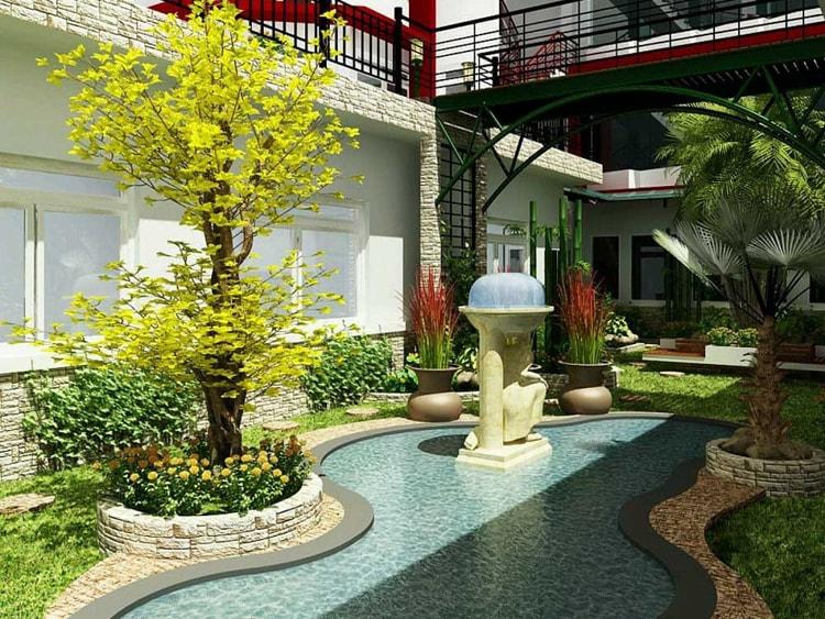 كيفية عمل حديقة منزلية صغيرة (1)