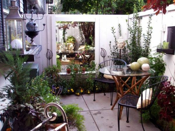 كيفية عمل حديقة منزلية صغيرة (3)