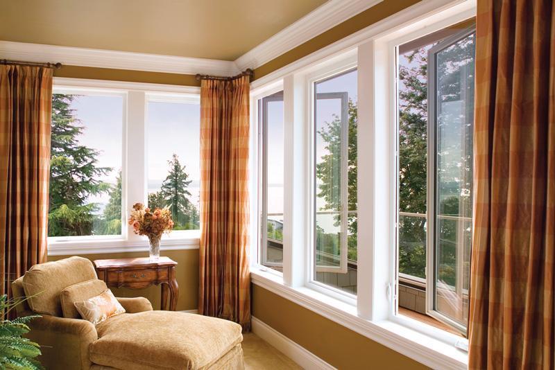 كيفية إختيار اشكال نوافذ المنزل الخارجية ديكورموز