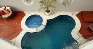 حمامات سباحة منزلية