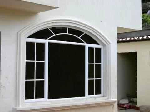 نوافذ منازل حديثة (3)