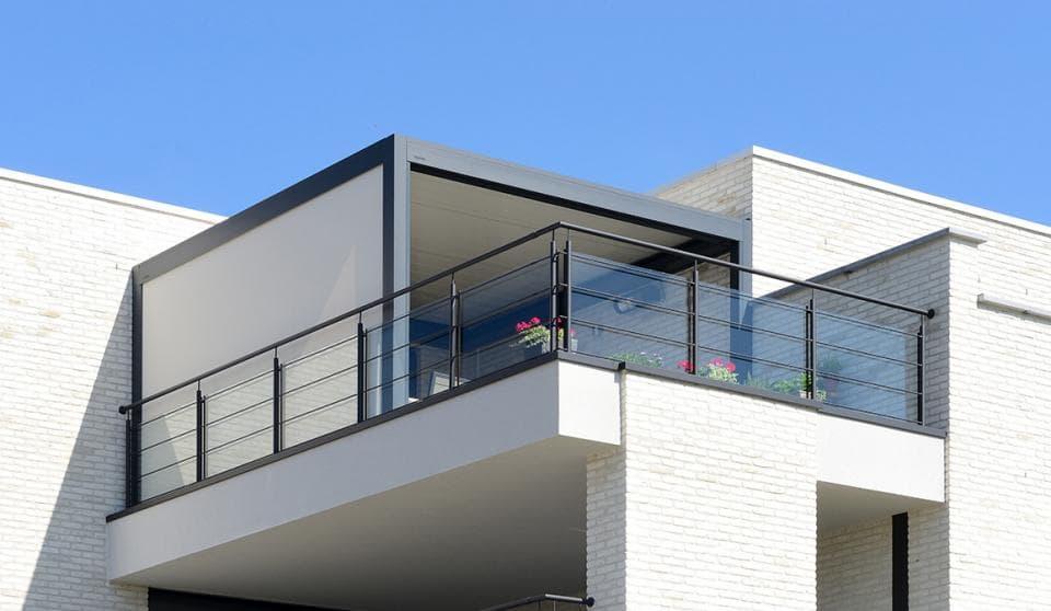 تصاميم بلكونات منازل