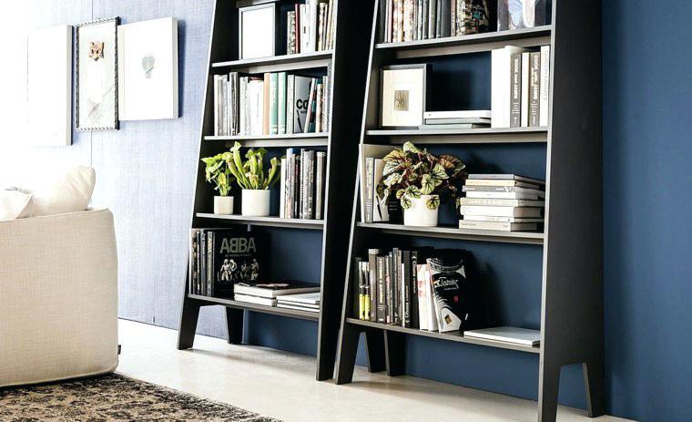 مكتبات حائط خشبية (3)
