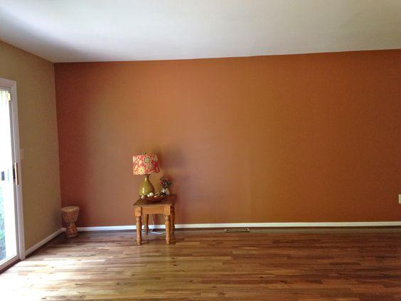 دهانات حوائط باللون الكافيه (6)