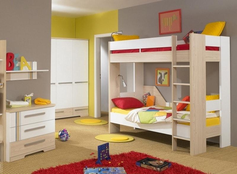 غرف نوم اطفال مودرن جرار (5)