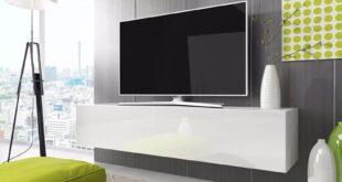 طاولة تلفزيون حديثة معلقة (2)