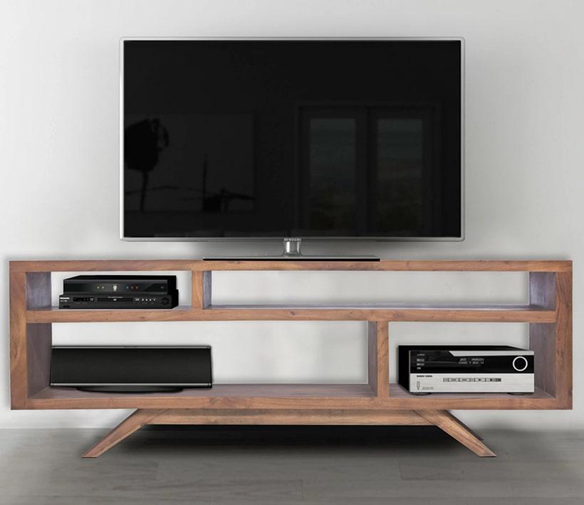 موديلات طاولات تلفزيون حديثة (5)